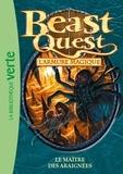 Adam Blade - Beast Quest - L'armure magique Tome 13 : Le maître des araignées.