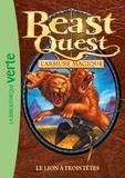 Adam Blade - Beast Quest - L'armure magique Tome 14 : Le lion à trois têtes.
