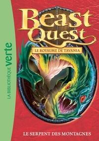 Adam Blade - Beast Quest - Le royaume de Tavania Tome 43 : Le serpent des montagnes.