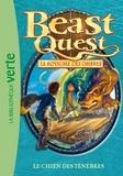 Adam Blade - Beast Quest - Le royaume des ombres Tome 18 : Le chien des ténèbres.
