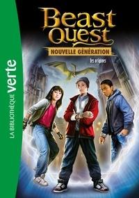 Adam Blade - Beast Quest - Nouvelle génération 01 - Les origines.