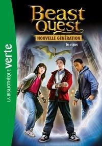Adam Blade - Beast Quest - Nouvelle génération Tome 1 : Les origines.