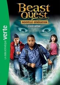 Adam Blade - Beast Quest - Nouvelle génération Tome 2 : Le sorcier maléfique.