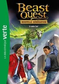 Adam Blade - Beast Quest - Nouvelle génération Tome 4 : Le combat final.