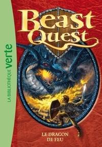 Adam Blade - Beast Quest Tome 1 : Le dragon de feu.