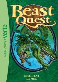 Adam Blade - Beast Quest Tome 2 : Le serpent de mer.