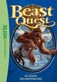 Adam Blade - Beast Quest Tome 3 : Le géant des montagnes.