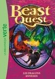 Adam Blade - Beast Quest Tome 8 : Les dragons ennemis.