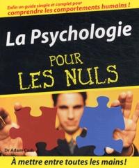Livre pdf downloader La psychologie pour les nuls (Litterature Francaise) 9782876918023 iBook FB2 DJVU par Adam Cash