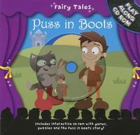 Adam Clay - Puss in Boots. 1 Cédérom