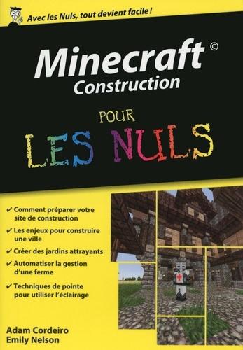 Minecraft construction pour les nuls