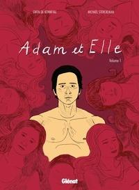 Gwen de Bonneval - Adam & Elle T01.