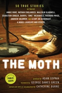 Adam Gopnik et George Dawes Green - The Moth.