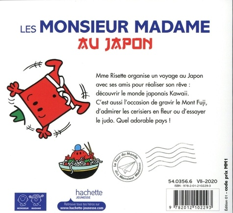 Les Monsieur Madame au Japon