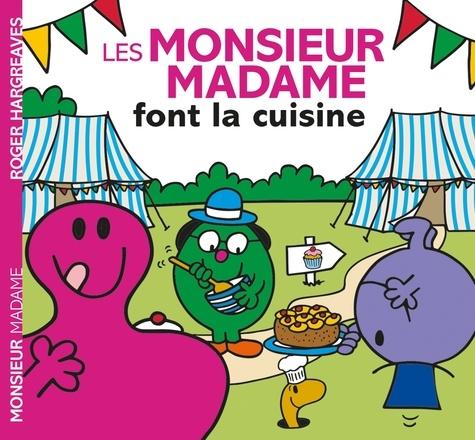 Les Monsieur Madame Font La Cuisine Album