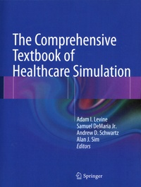 Deedr.fr The Comprehensive Textbook of Healthcare Simulation Image
