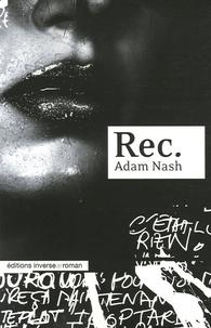 Adam Nash - Rec..