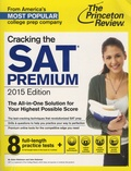 Adam Robinson et John Katzman - Cracking the Sat Premium 2015 Edition.