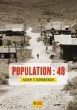 Adam Sternbergh - Population : 48.