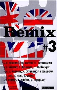Adam Thirlwell et Rachel Seiffert - Remix # 3.