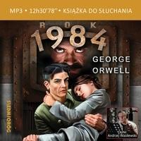 Adam Zabokrzycki et George Orwell - Rok 1984.
