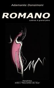 Adamante Donsimoni - Romano - Les lettres à grand-père.