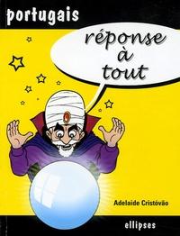 Adelaide Cristovão - Réponse à tout Portugais.