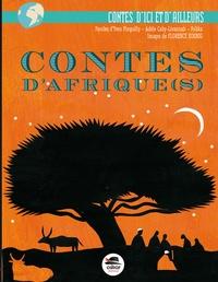 Adèle Caby-Livannah et Yves Pinguilly - Contes d'Afrique(s).