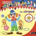 Adèle Ciboul et Mélanie Combes - Le cirque.