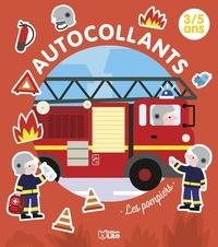Adèle Combes - Les pompiers.