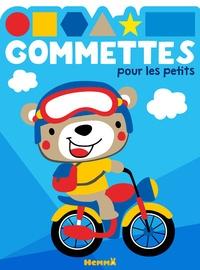 Adèle Constant - Gommettes pour les petits.