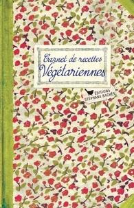 Deedr.fr Carnet de recettes végétariennes Image