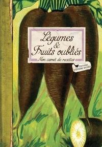 Adèle Hugot - Légumes et fruits oubliés - Mon carnet de recettes.