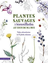 Adele Nozedar - Plantes sauvages & bienveillantes au coin de ma rue.