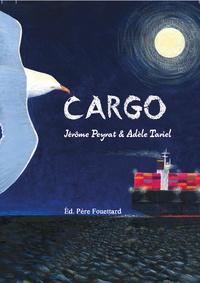 Adèle Tariel et Jérôme Peyrat - Cargo.