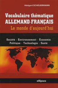Vocabulaire thématique allemand-français - Le monde daujourdhui.pdf
