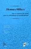 Adélie Pomade - Hommes-milieux - Vers un croisement des savoirs pour une méthodologie de l'interdisciplinarité.