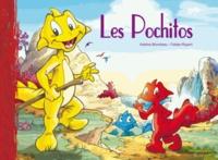 Adeline Blondieau et Fabien Rypert - Les Pochitos Tome 1 : .