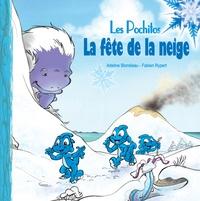Adeline Blondieau et Fabien Rypert - Les Pochitos Tome 2 : La fête de la neige.