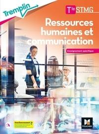 Adeline Buton et Céline Castillo-Barral-Baron - Ressources humaines et communication Tle STMG Tremplin - Enseignement spécifique.