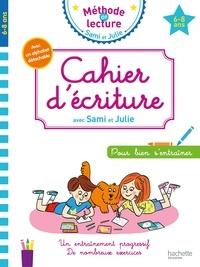 Adeline Cecconello - Cahier d'écriture avec Sami et Julie.