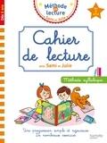 Adeline Cecconello - Cahier de lecture avec Sami et Julie - Méthode syllabique dès 5 ans.