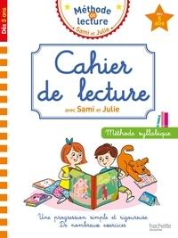 Adeline Cecconello - Cahier de lecture avec Sami et Julie - Méthode syllabique.