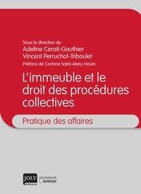 Adeline Cerati-Gauthier et Vincent Perruchot-Triboulet - L'immeuble et le droit des procédures collectives.