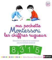 Goodtastepolice.fr Ma pochette Montessori - Les chiffres rugueux Image