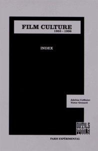 Adeline Coffinier et Victor Gresard - Index de la revue Film Culture.