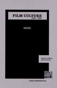 Adeline Coffinier et Victor Gresard - Index de la revue Film Culture.