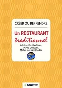 Histoiresdenlire.be Créer ou reprendre un restaurant traditionnel Image