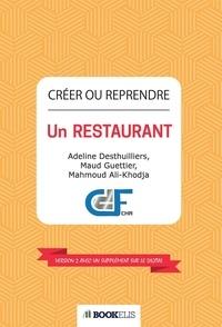 Adeline Desthuilliers et Maud Guettier - Créer ou reprendre un restaurant - Chasseur de Fonds & Etude Pédron.