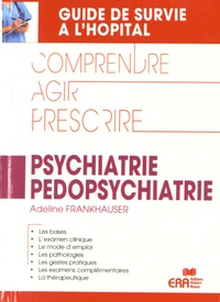 Adeline Frankhauser - Psychiatrie, pédopsychiatrie.